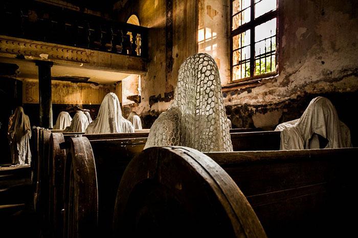 Церковь девяти привидений (Чехия)