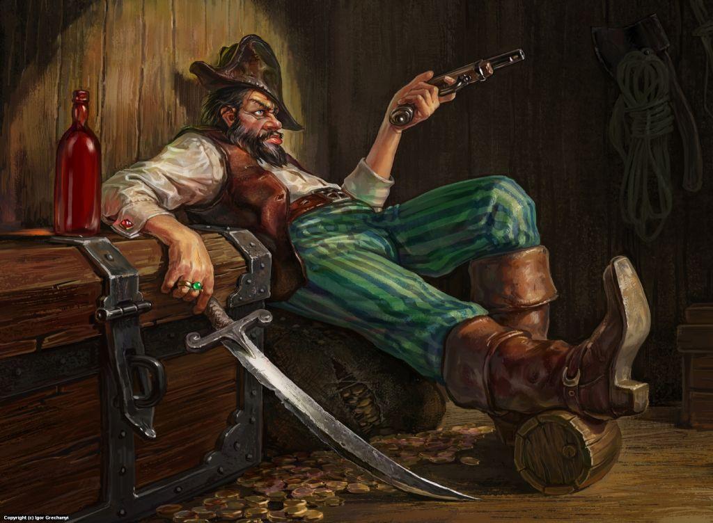 14 странных фактов о пиратах, которые вам будет интересно узнать